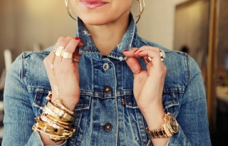Jennifer Fisher's Denim & Diamonds