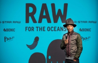 The G-Star Raw for the Oceans Reveal, with Pharrell & Friends