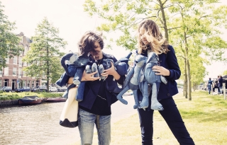 Diary: Denim Days in Amsterdam