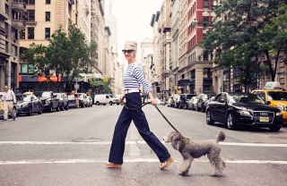 Linda Rodin Walks the Walk