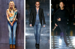 The Last Look: Designers in Denim