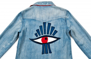 Jacquie Aiche and Mother Denim Make Groovy Shirts, We Swoon