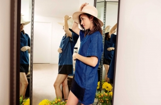 The Spring Denim Blitz at Barneys