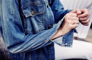 Jean of the Week: Current/Elliott's Oversized Trucker